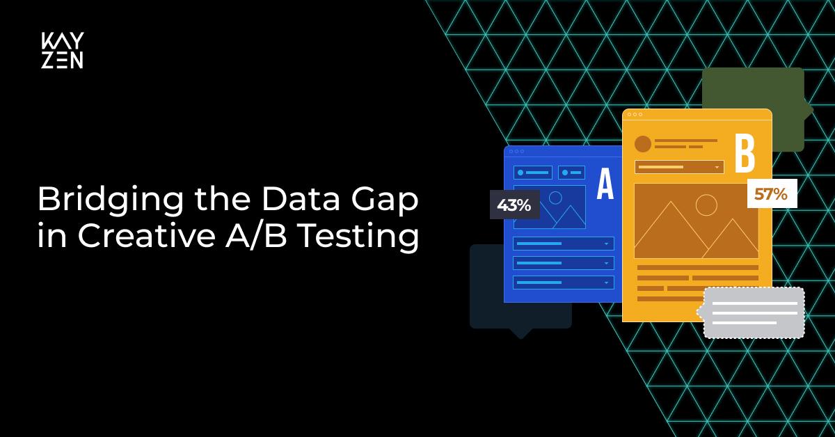 Bridging the Data Gap in Creative A:B Testing-header